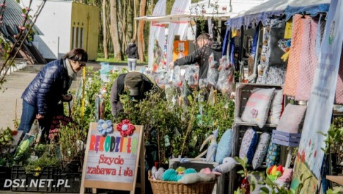 """Trzynaste targi - """"Mój Ogród"""" i V Piknik Ekologiczny – Fotorelacja"""