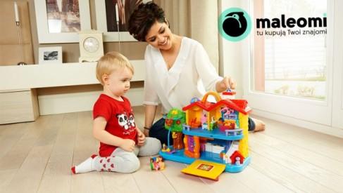 Interaktywne zabawki edukacyjne dla Twojego smyka - przegląd ciekawych upominków od Dumel Discovery
