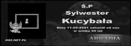 Ś.P. Sylwester Kucybała