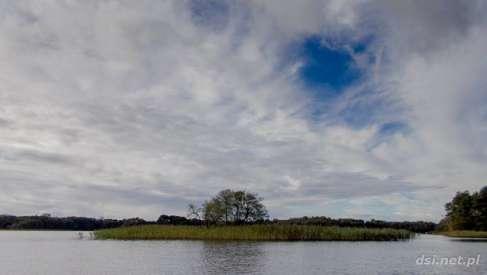 Trzynasta wyspa: Wyspa Wiedźmy na jeziorze Drawsko