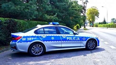 Uważajcie: Nowe policyjne BMW już na drogach naszego powiatu