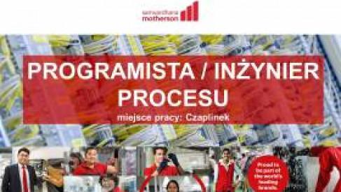 Praca: PROGRAMISTA / INŻYNIER PROCESU w Kabel-Technik-Polska Spółka z o.o. (Czaplinek)