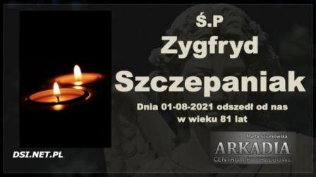Ś.P. Zygfryd Szczepaniak