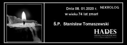 Ś.P. Stanisław Tomaszewski