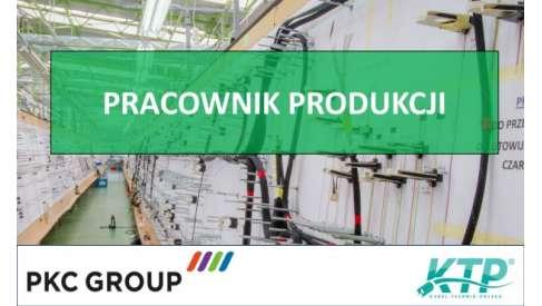 PRACOWNIK PRODUKCJI w PKC Group Kabel-Technik-Polska Spółka z o.o.