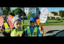 Dzieci w akcji ROADPOL Safety Days