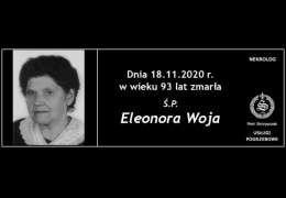 Ś.P. Eleonora Woja