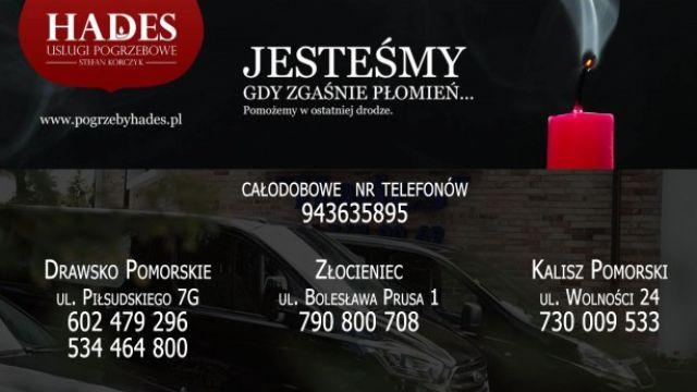 Hades - Usługi pogrzebowe - Stefan Korczyk
