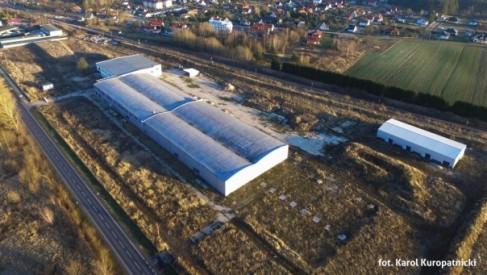 Licytacja budynków dużego zakładu w Złocieńcu po raz drugi