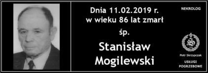 Ś.P. Stanisław Mogilewski