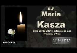 Ś.P. Maria Kasza