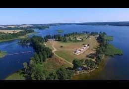 Jedyna wyspa wystawiona na sprzedaż w Polsce jest w naszym powiecie