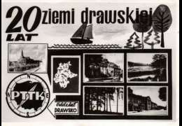 1964 - 2019. 55 LAT ODDZIAŁU PTTK W DRAWSKU POMORSKIM