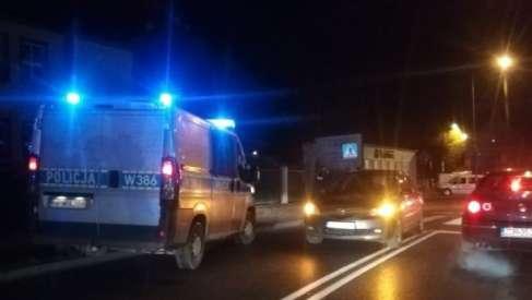 Dziewczynka potrącona w Złocieńcu. Dziewczynka została przetransportowana do szpitala w Koszalinie