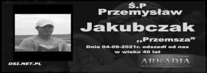 Ś.P. Przemysław Jakubczak