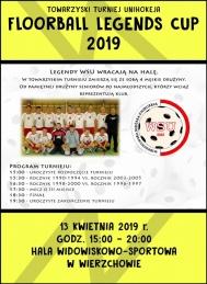 2019-04-13 LEGENDS FLOORBALL CUP 2019