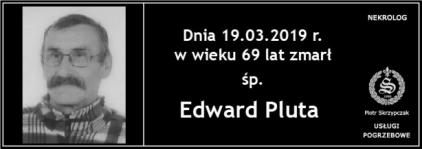 Ś.P. Edward Pluta
