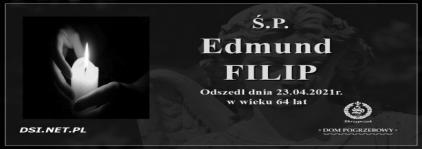 Ś.P. Edmund Filip