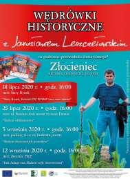 2020-09-05 Wędrówka z Jarosławem Leszczełowskim