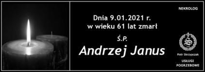 Ś.P. Andrzej Janus