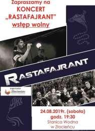 2019-08-24 Koncert RASTAFAJRANT