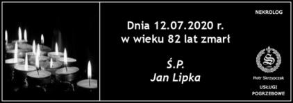 Ś.P. Jan Lipka