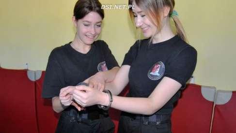 Zajęcia praktyczne z młodzieżą w Zakładzie Karnym w Wierzchowie