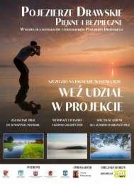 """2020-09-30 """"Pojezierze Drawskie"""" – piękne i bezpieczne"""" - zapraszamy do udziału"""