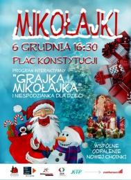 2019-12-06 Mikołajki w Drawsku Pomorskim