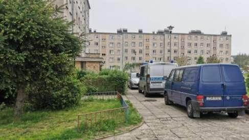 Na Mickiewicza w Drawsku doszło do włamania