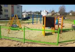 Drawski ratusz i Zakład Usług Komunalnych wybudowały dwa place zabaw