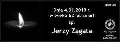 Ś.P. Jerzy Zagata