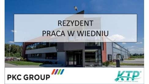 Rezydent (praca w Wiedniu) w PKC Group Kabel-Technik-Polska Spółka z o.o.
