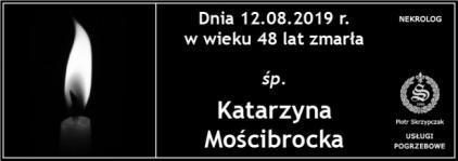 Ś.P. Katarzyna Mościbrocka