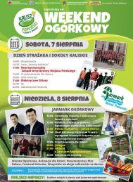 2021-08-07 do 08 Weekend Ogórkowy w Kaliszu Pomorskim