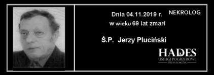 Ś.P. Jerzy Pluciński