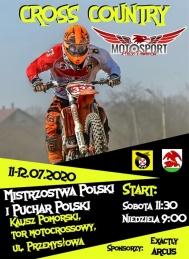2020-07-11 do 12 Cross Country - Mistrzostwa Polski i Puchar Polski