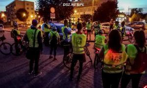 Nocny Patrol Rowerowy znów na trasie – zobacz relację z edycji 2019