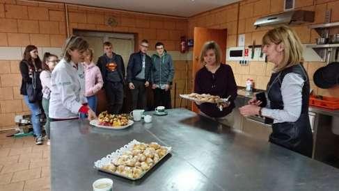 Wizyta w powiatowym centrum kształcenia zawodowego