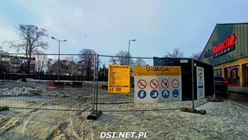 Będzie kolejna stacja paliw w Drawsku Pomorskim - zdjęcia