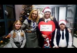 Mała szkoła w Pomierzynie zrobiła Jasełka i zbierała środki dla Krzyśka