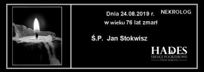 Jan Stokwisz