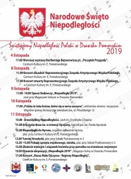 2019-11-08 do 11 Narodowe Święto Niepodległości - Drawsko