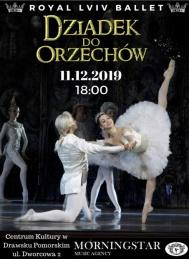2019-12-11 Dziadek do orzechów - spektakl