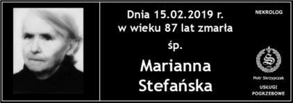Marianna Stefańska