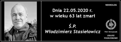 Ś.P. Włodzimierz Stasiełowicz