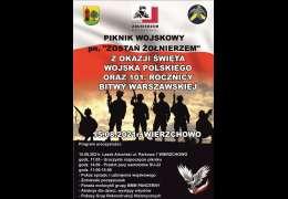 """2021-08-15 Piknik Wojskowy """"Zostań Żołnierzem"""""""