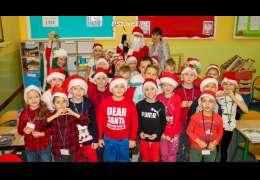 Mikołaj odwiedził dzieci w drawskiej jedynce - relacja