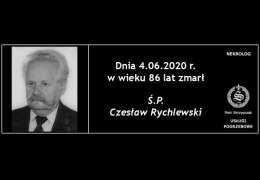 Ś.P. Czesław Rychlewski
