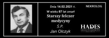 Ś.P. Jan Olczyk